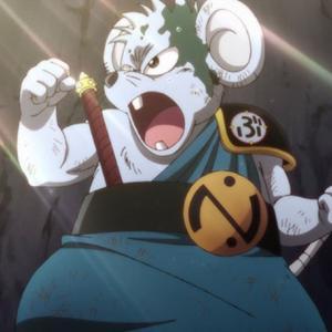 アニメ ダイの大冒険 第50話「我ら獣王遊撃隊」感想 チウの奮闘 そしてバラン再登場