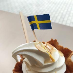 IKEAのビストロで春を呼ぶスイーツ、セムラのアイスが季節限定で登場!