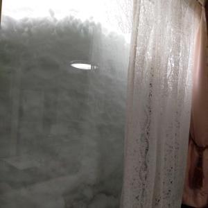 窓がふさがる
