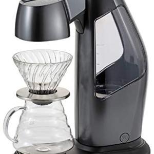 ハリオv60オートプアオーバーsmartqサマンサを解説!口コミレビュー!誰でも簡単に本格的なドリップコーヒを楽しめる!