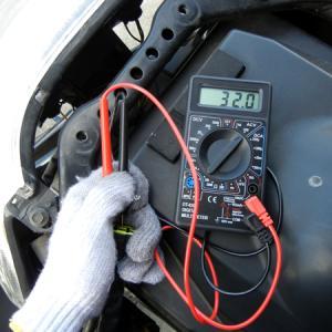 バッテリーが充電されない原因をチェック