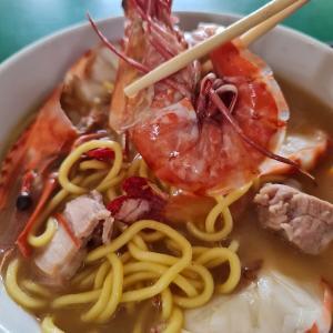 ミシュラン2019受賞・プロウンミー! Fresh Taste Big Prawn Noodle