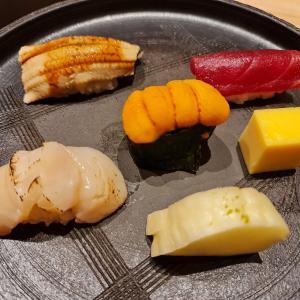 2019年ミシュラン受賞 寿司「真次 by Kanesaka」再訪~