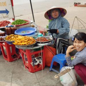 ベトナムの風景2017~2018