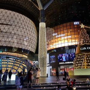 2020年クリスマス・ライトアップ@Orchard Road