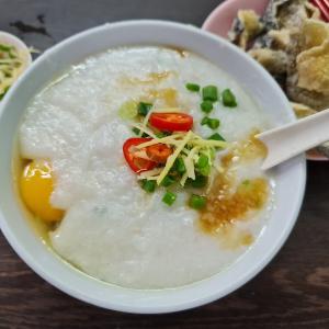広東粥の名店 Ah Chiang's Porridge@Tiong Bahru