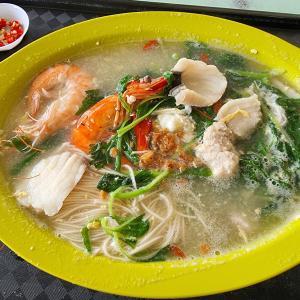 ミシュラン・フィッシュ麺 JUN YUAN HOUSE OF FISH