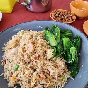 激ウマ!扬州炒饭@Hua Yu Wee Seafood Restaurant