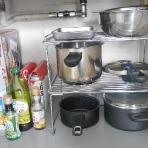 【断捨離】古い鍋達を断捨離
