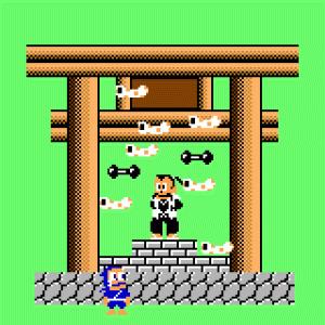 「忍者ハットリくん 忍者は修行でござる」ファミコンゲーム紹介第22回目