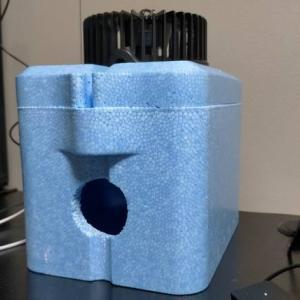 団地でエアコンの取り付けができないから自作クーラーを作ってみた【100均】