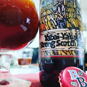 Yabai-Yabai Strong Scotch Aleとスコットランドの思い出