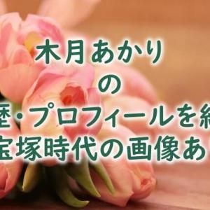 木月あかり(叶海世奈)は経歴やwiki風プロフィールを紹介!宝塚時代の画像も気になる
