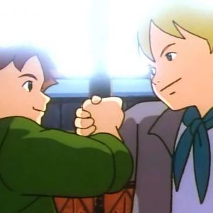 「ロミオの青い空」のロミオとアルフレドの関係が尊すぎる件について