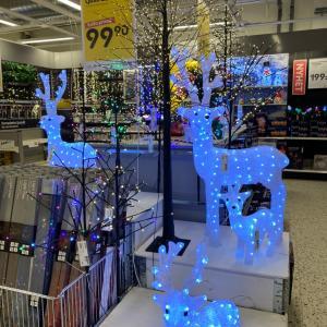 9月からクリスマス気分なスウェーデン!