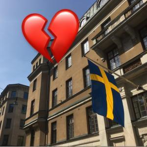 ワーホリの落とし穴 inスウェーデン