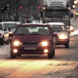 北欧の変わった車のルール。