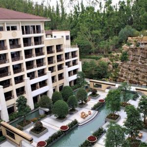 ◆ホテルレポート◆ル メリディアン厦門◆ホテル~仙岳山のサンライズ◆穴場のトロピカルシティ◆丘の上のリゾートホテル◆