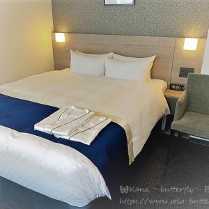 ◆ホテルレポート◆長期滞在◆東急ステイ大阪本町◆スーペリアダブル◆家電付き◆ホテル暮らしに最適◆