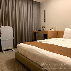 ◆ホテルレポート◆那覇東急REIホテル◆ダブルルーム◆アクセス至便◆ゲストラウンジで泡盛飲み放題◆