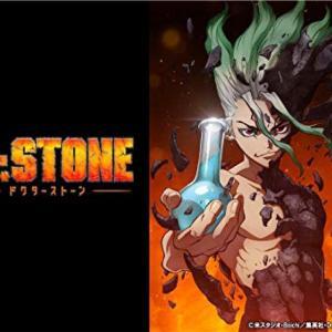 2021年1月第2期放送決定!科学アニメ「Dr.stone」