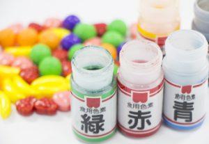天然色素 VS 合成着色料 アイシングクッキーにしたいのはどっち?