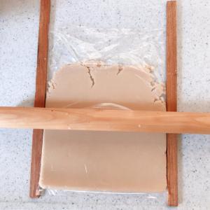 約3分でできるクッキー生地の冷凍方法