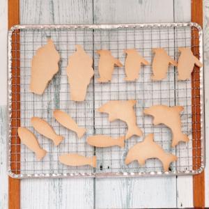 焼いたクッキーを早く冷ます方法