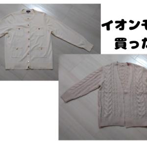【購入品】イオンモールで洋服を買った~TOPVALU~とJUNKO SHIMADA~