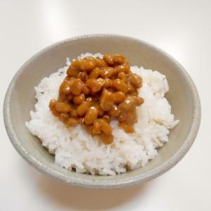 今日はご飯パスで納豆オムレツ!食事でも自由を感じるひとり暮らし