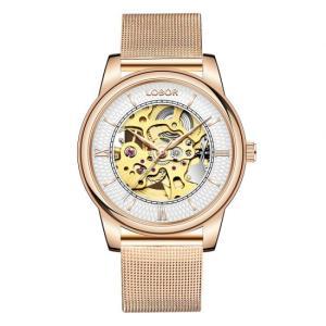 ゆきぽよ愛用腕時計(LOBOR)