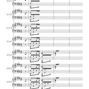 必ず弾ける「別れの曲」Step0 サンプル楽譜