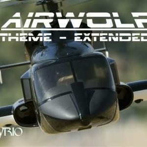 お気に入り動画紹介|Airwolf Theme Extended HD