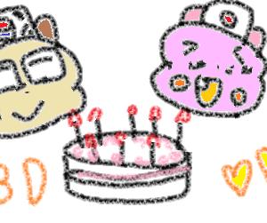 【記念日】彼氏の誕生日、そして付き合って1年記念日。この1年2人で色々乗り越えたね。