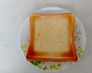 息子の好物。思い出の「チーズトースト」