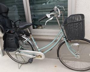 我が家の自転車事情