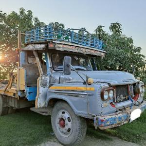 タイのTXDボンネットトラックを徹底観察