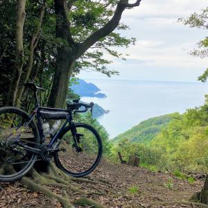【グラベル】鯖街道-若狭基幹林道100kmサイクリング 或いは Rapha Prestige Wakasa との遭遇