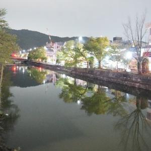 今日は清掃の日・京都岡崎公園夜景 その3