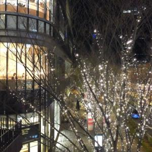 今日はのど自慢の日  大阪梅田 街ブラ夜景05