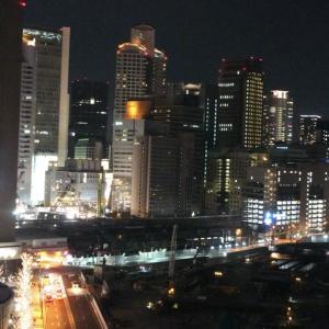 今日は電子メールの日 大阪梅田 街ブラ夜景08