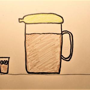 【麦茶の保管方法のおすすめ】カビが生えない、手入れも簡単、お金もかからない保管方法