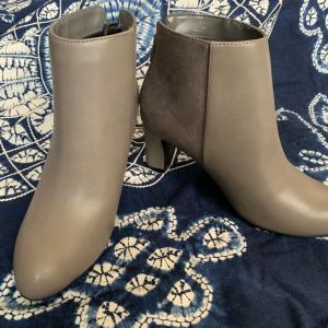 足元から始まったお買い物。GUのブーツ
