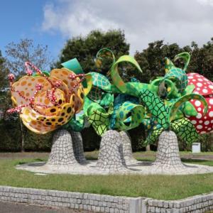 【霧島アートの森】は屋内展示と屋外展示の2倍楽しめる美術館です