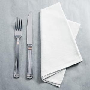 食後のナプキンのテーブルマナーに驚愕!途中で席を立つ場合も伝授!!