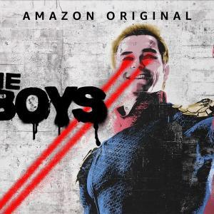 【Prime Video】THE  BOYS 感想【海外ドラマ】