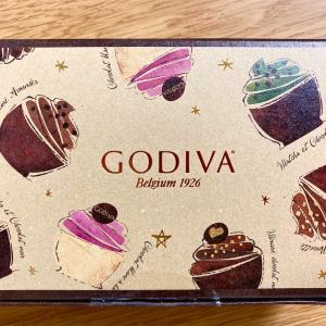 GODIVA カップケーキショコラ