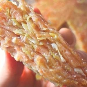 おうちベト飯 - ライスペーパーでひき肉とキャベツのミルフィーユ.056