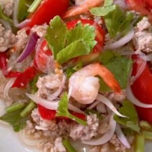 ヤムウンセン(Yum Woon Sen)のレシピ・タイ料理を作ってみた!