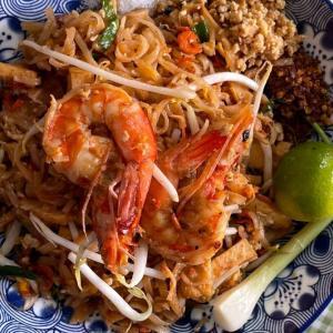 パッタイ(Pad Thai)のレシピ・タイ料理を作ってみた!
